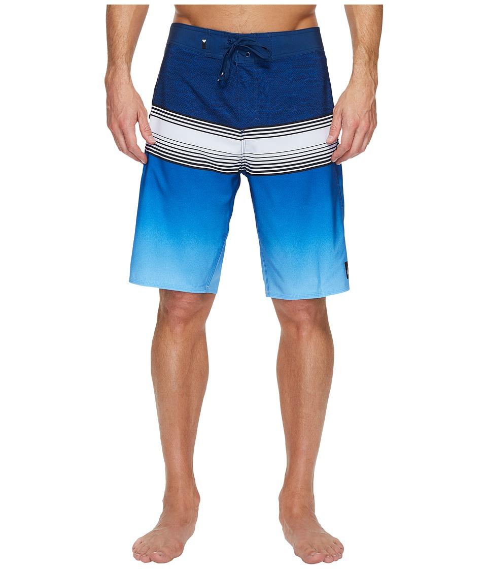 Quiksilver Division Fade 21 Boardshort (Estate Blue) Men