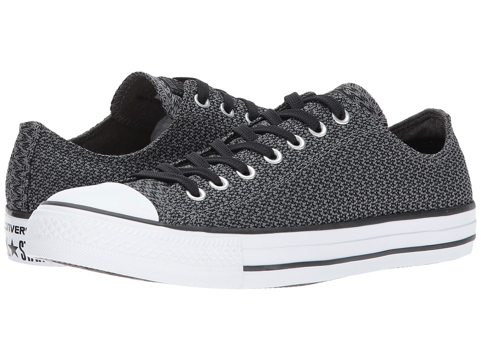 Converse Chuck Taylor All Star Ox (Thunder/Black/White) Lace up casual Shoes