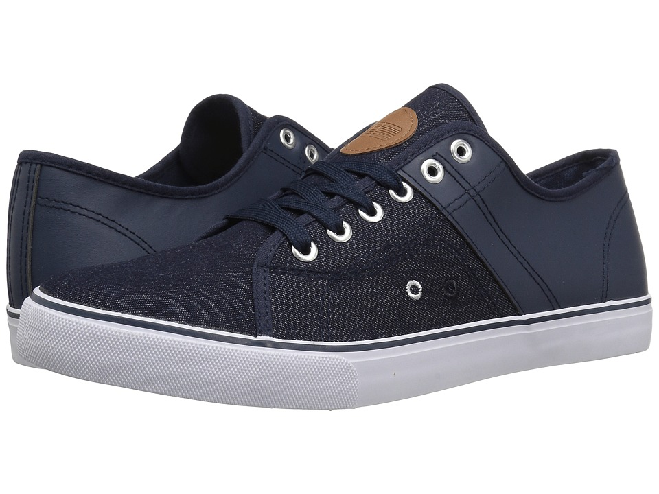 UNIONBAY - Grant (Navy) Men's Lace up casual Shoes