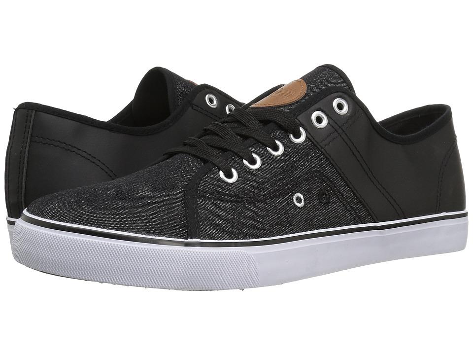 UNIONBAY - Grant (Black) Men's Lace up casual Shoes