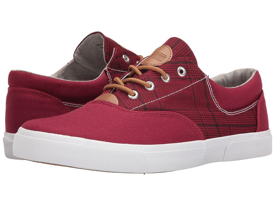 UNIONBAY - Westport (Burgundy) Men's Lace up casual Shoes