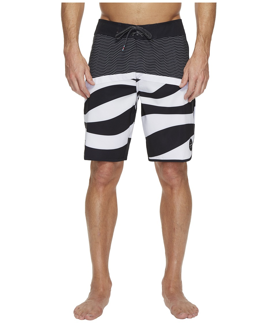 Quiksilver - Crypto Heatwave 20 Boardshort (Black) Men's Swimwear