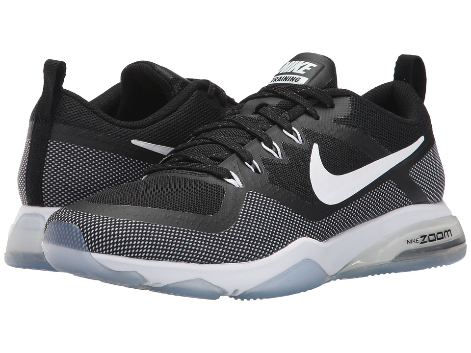 Nike Zoom Training Fitness (Black/White) Women