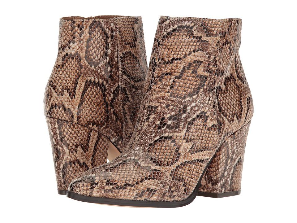 Steve Madden - Marissa (Natural Snake) Women's Dress Boots