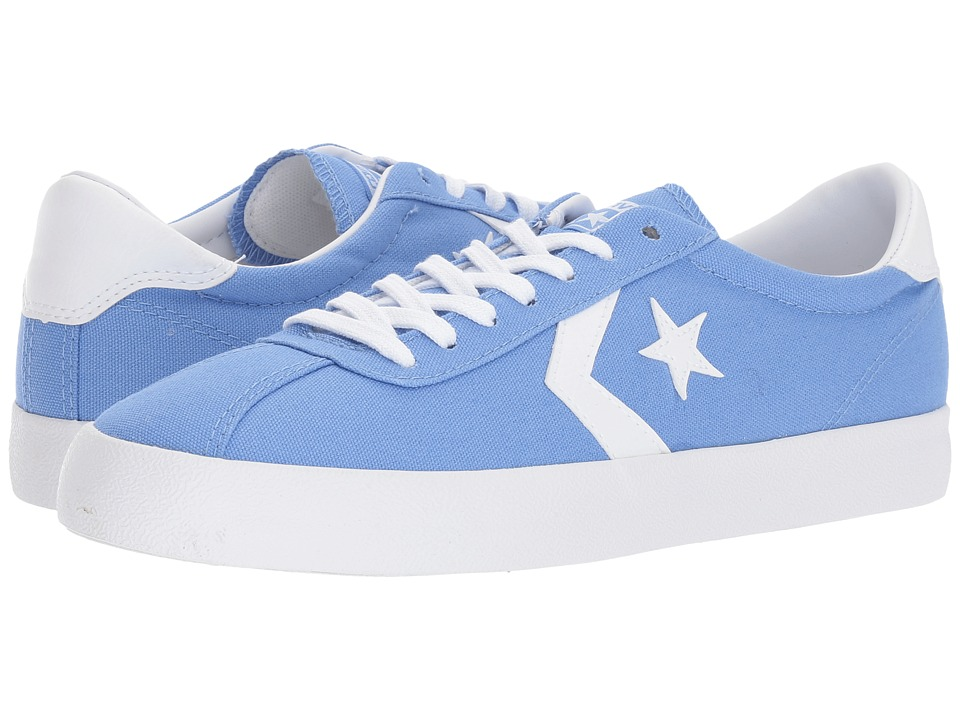 Converse Breakpoint Canvas Ox (Pioneer Blue/White/White) Lace up casual Shoes