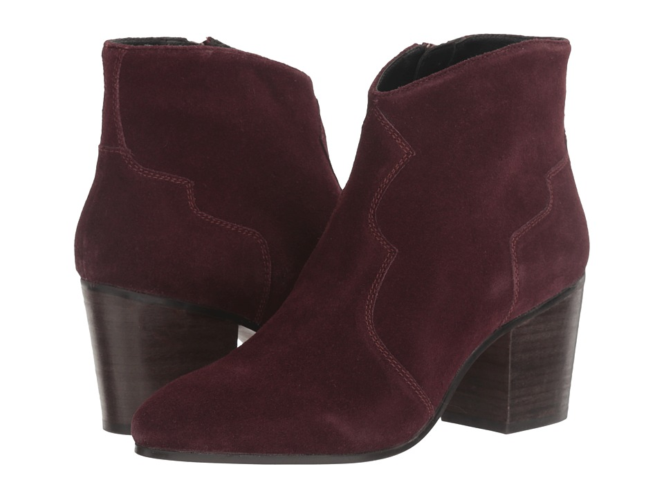 Steve Madden - Rooney (Burgundy) Women's Dress Boots