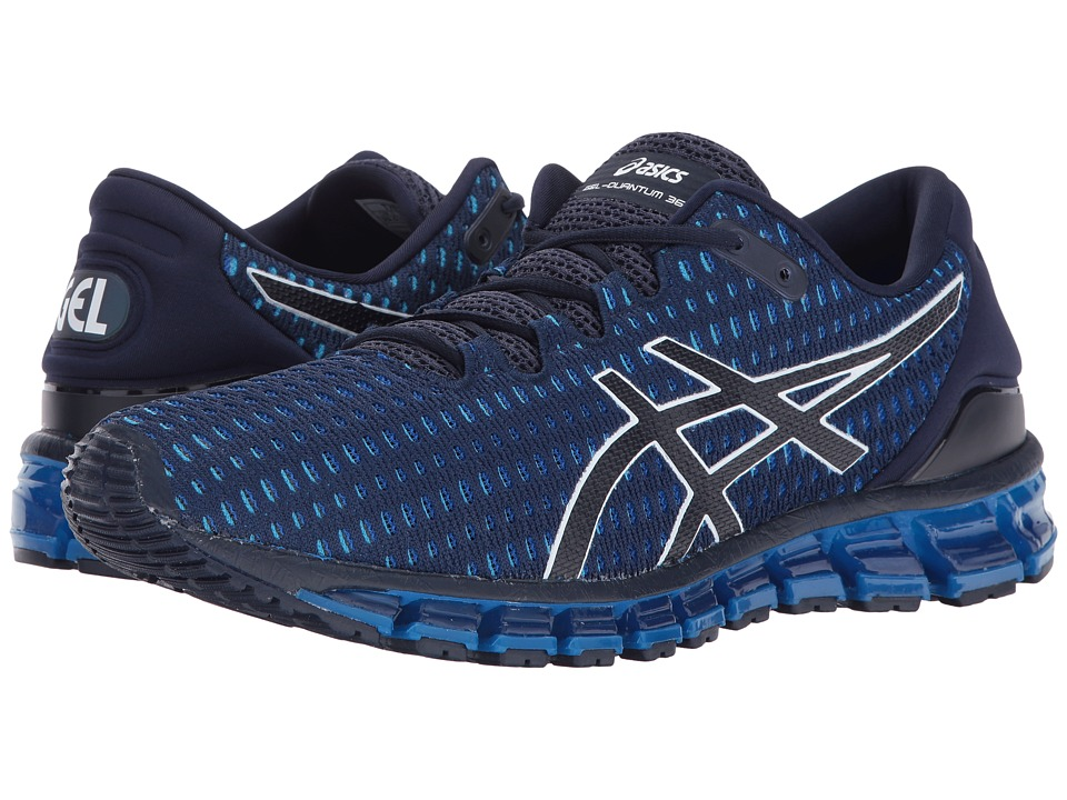 ASICS - GEL-Quantum 360 Shift (Peacoat/White/Directoire Blue) Men's Running Shoes