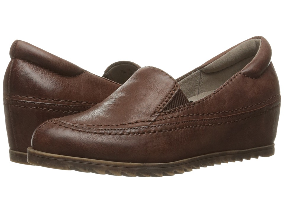 Naturalizer - Harker (Brown) Women's Shoes