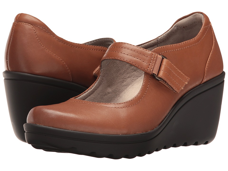 Naturalizer - Quillian (Banana Bread) Women's Wedge Shoes