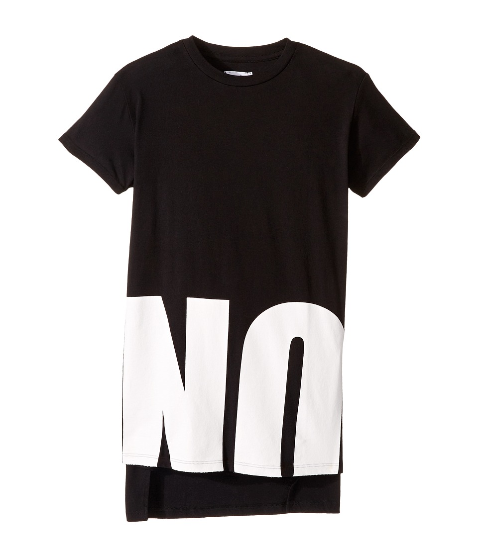 Nununu - No! T-Shirt (Little Kids/Big Kids) (Black) Kid's T Shirt
