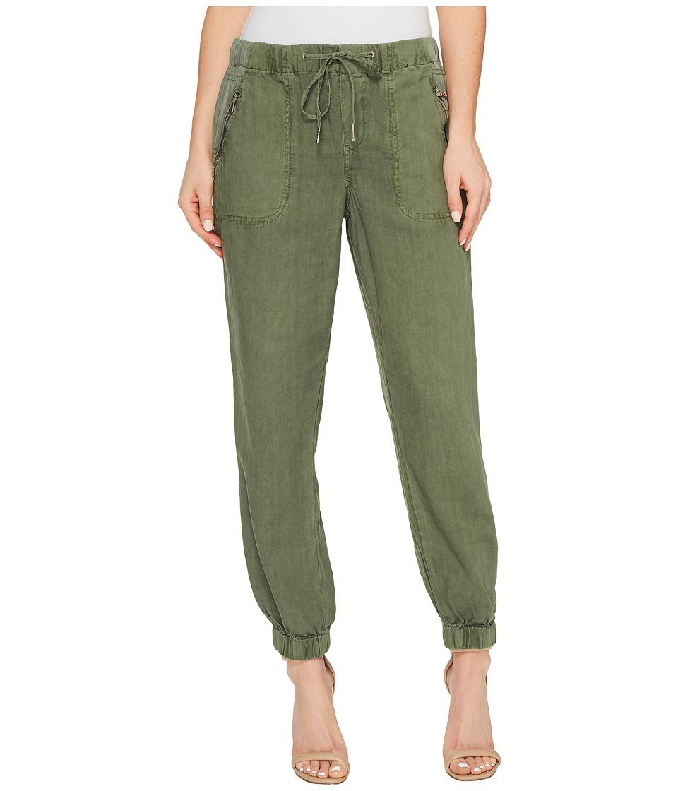 Blank NYC - Drawstring Pants in Misty Moss (Misty Moss) Women's Casual Pants