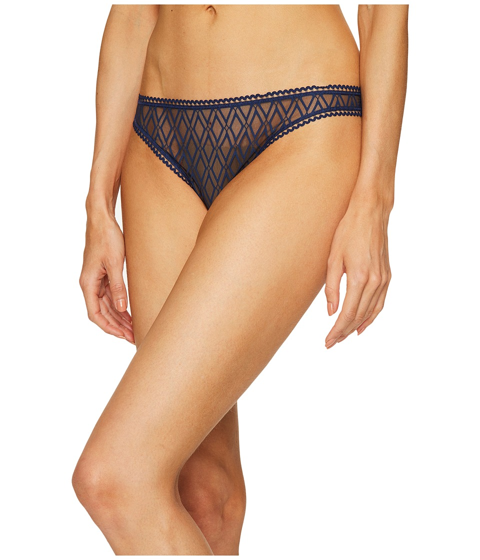 ELSE - Baklava Thong (Midnight) Women's Underwear