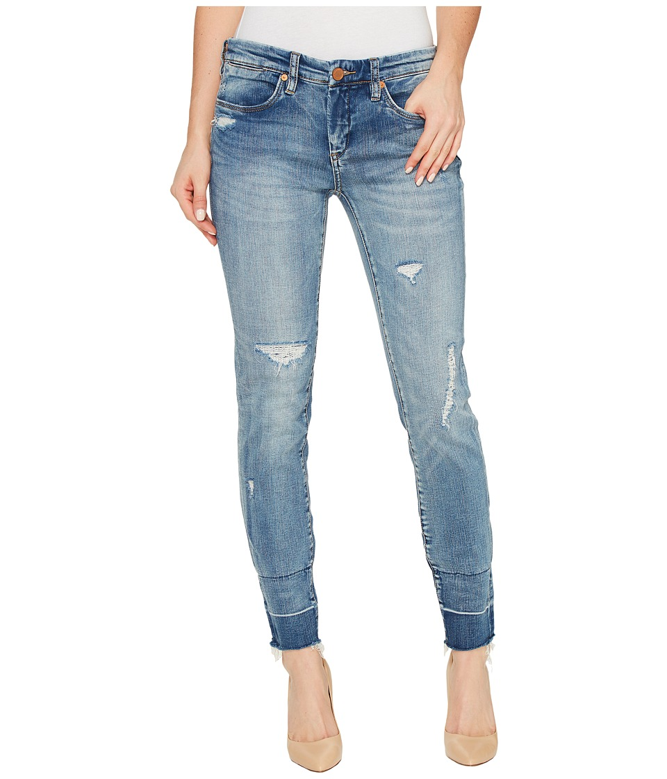 Blank NYC - Denim Distressed Crop Skinny in Box Fresh (Box Fresh) Women's Jeans