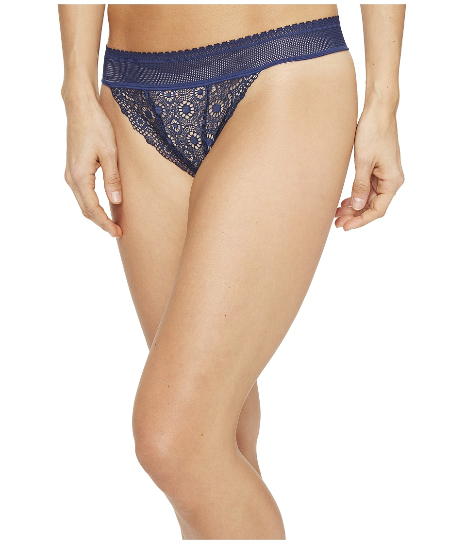 ELSE - Coachella Thong (Midnight) Women's Underwear