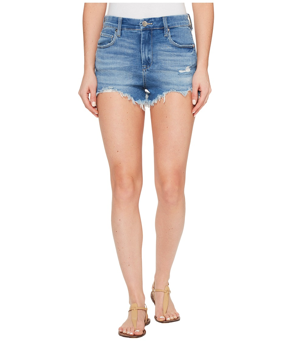 Blank NYC - Denim High-Rise Shorts in Puppy Love (Puppy Love) Women's Shorts