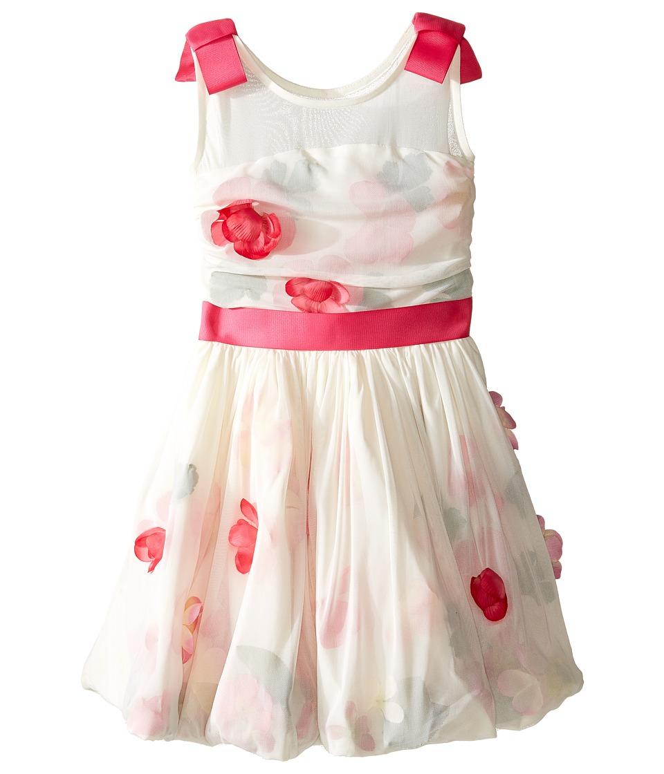 fiveloaves twofish - Love-A-Lava Dress (Little Kids/Big Kids) (Ivory) Girl's Dress
