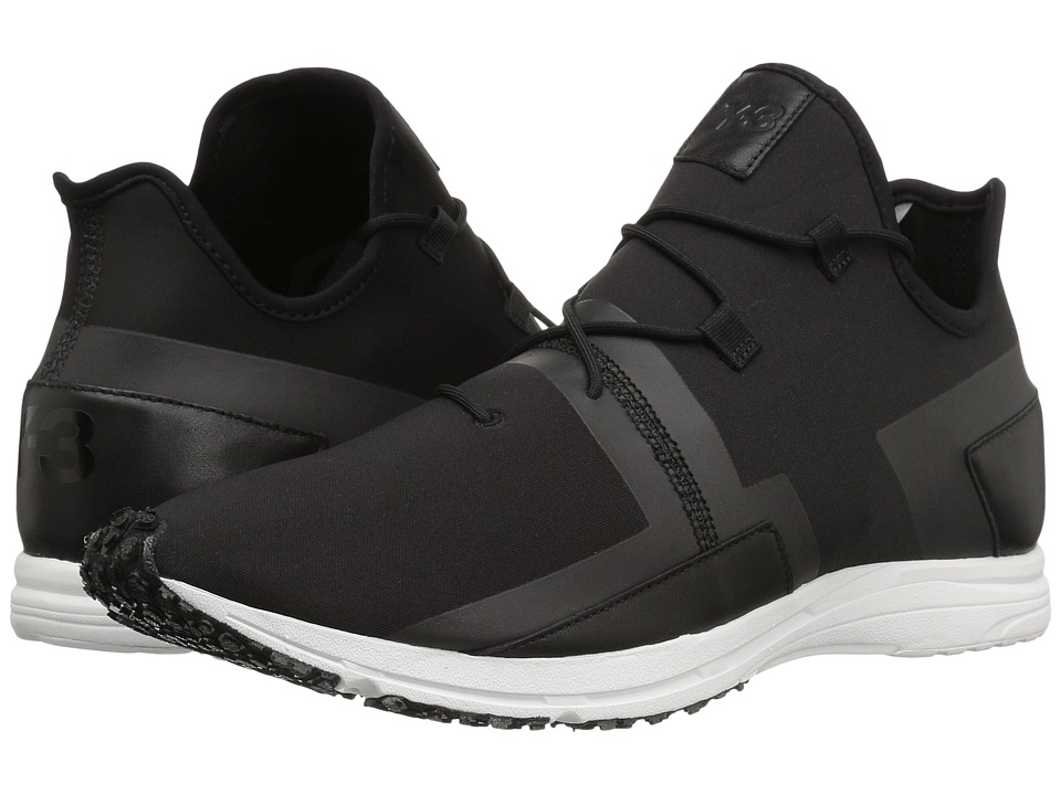 adidas Y-3 by Yohji Yamamoto - Y-3 ARC RC (Core Black/Core Black/Crystal White S16) Men's Shoes