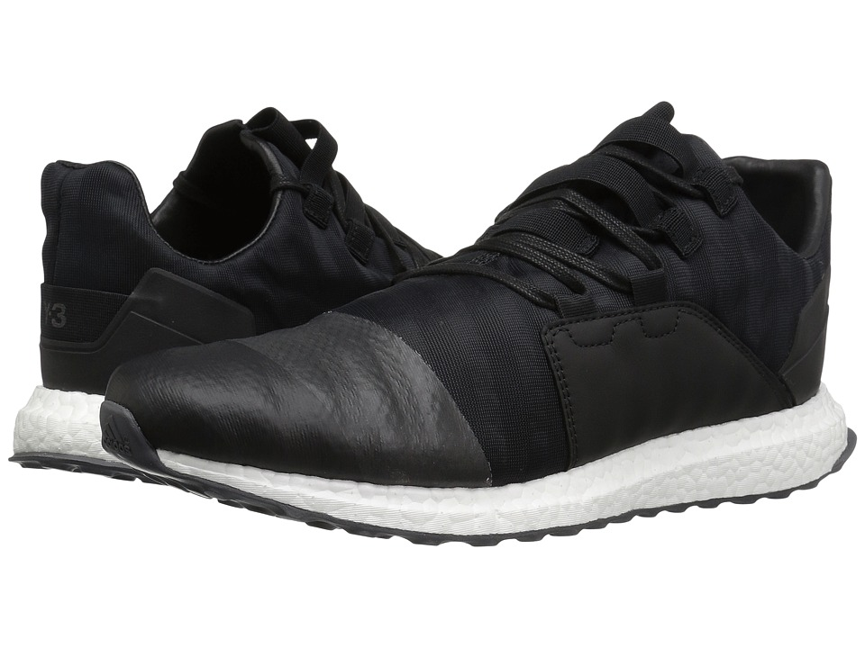 adidas Y-3 by Yohji Yamamoto - Y-3 Kozoko Low (Core Black/Utility Black/Footwear White) Men's Shoes