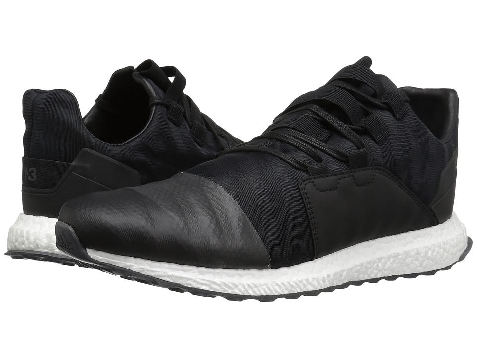 adidas Y-3 by Yohji Yamamoto - Y-3 Kozoko Low (Core Black/Utility Black/Footwear White) Men's Shoes