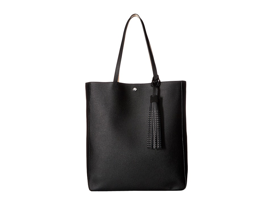 Elizabeth and James - Eloise Magazine Tote (Black) Tote Handbags