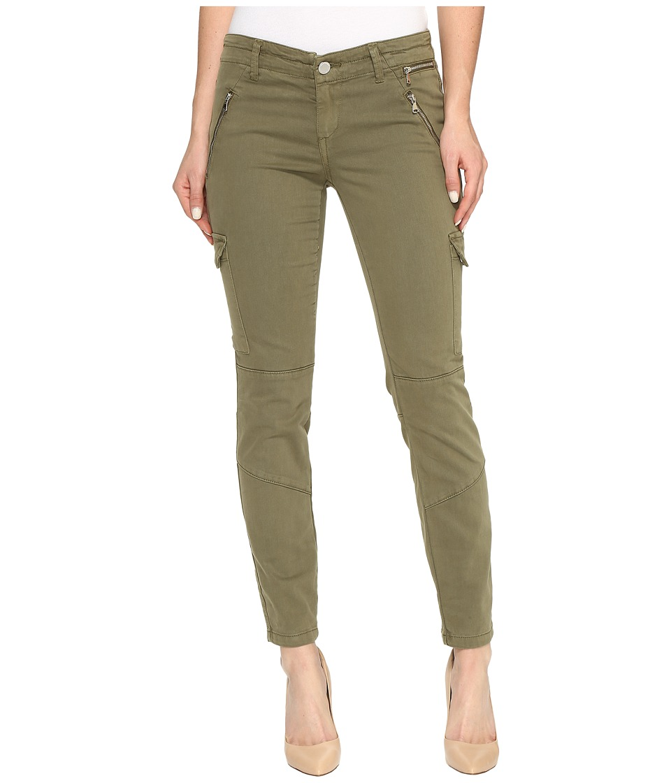 Blank NYC Cargo Utility Pants in Olive (Olive) Women