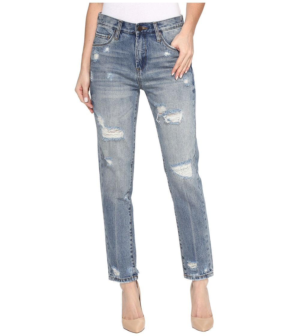 Blank NYC - High-Rised Tapered Leg in Ms. Throwback (Ms. Throwback) Women's Jeans