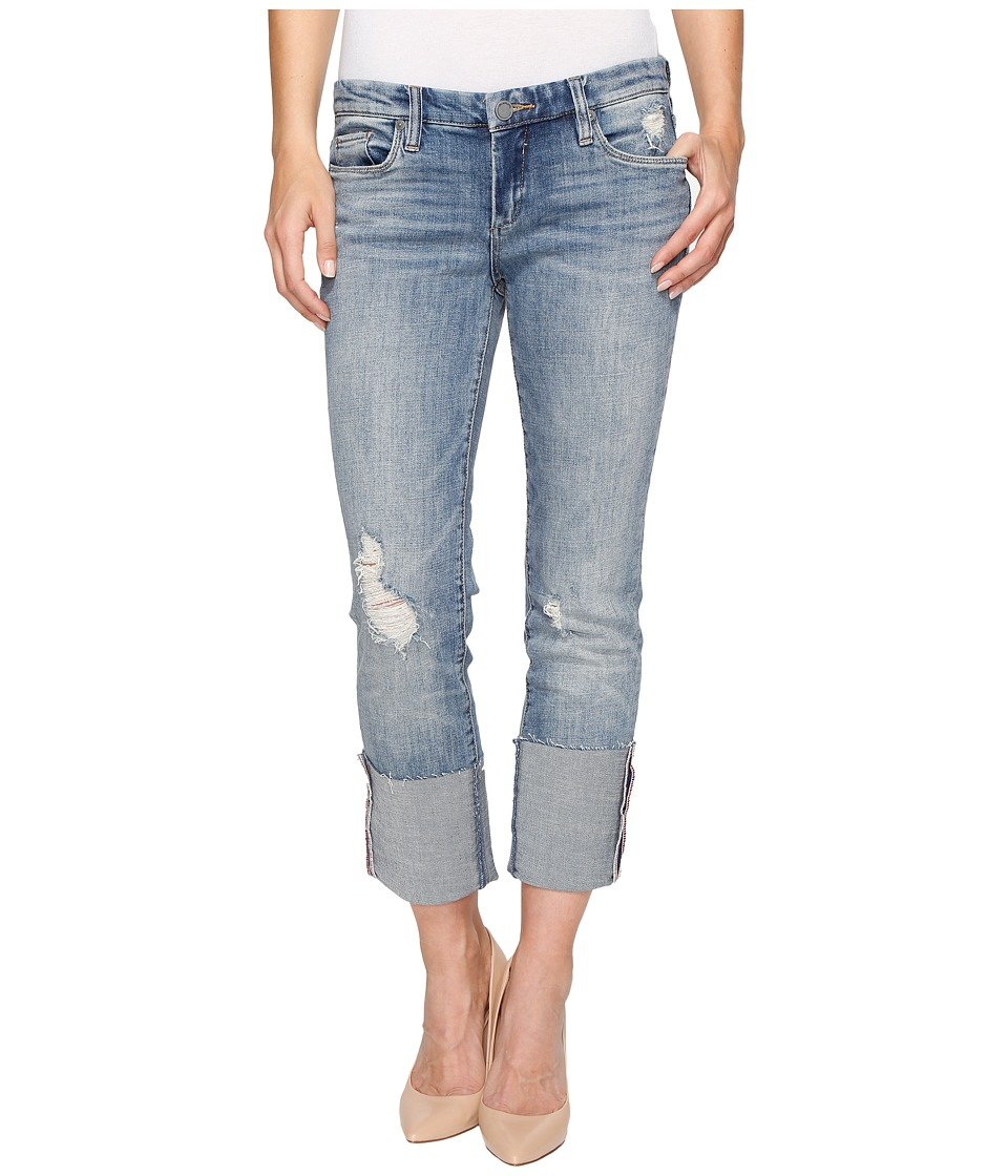 Blank NYC - Cuffed Denim Jeans in Lost Found (Lost & Found) Women's Jeans