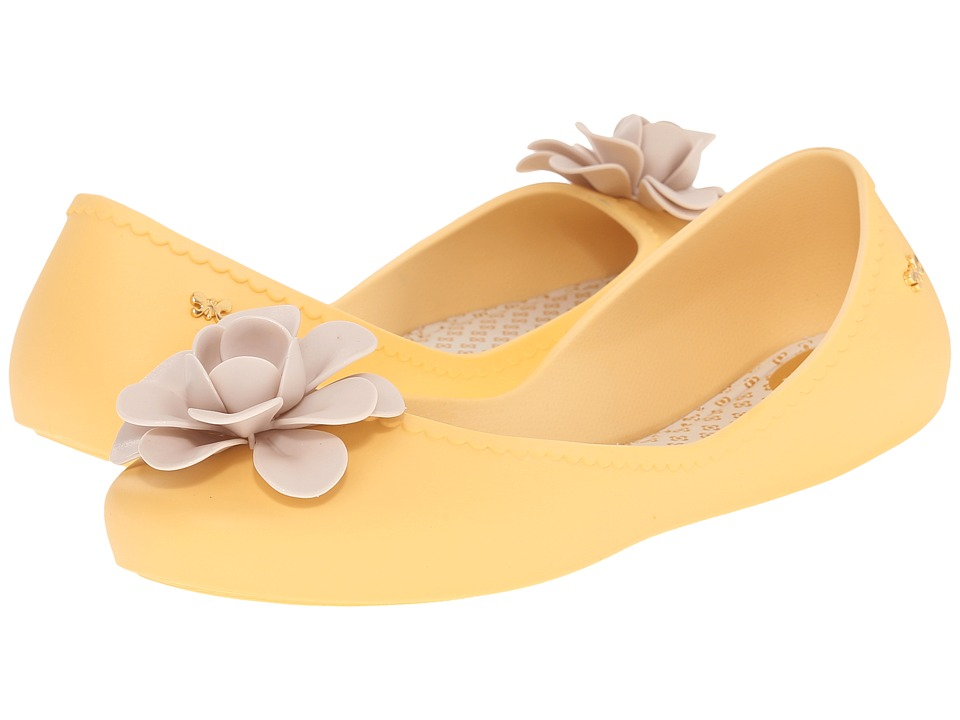 ZAXY - Start (Yellow) Women's Flat Shoes