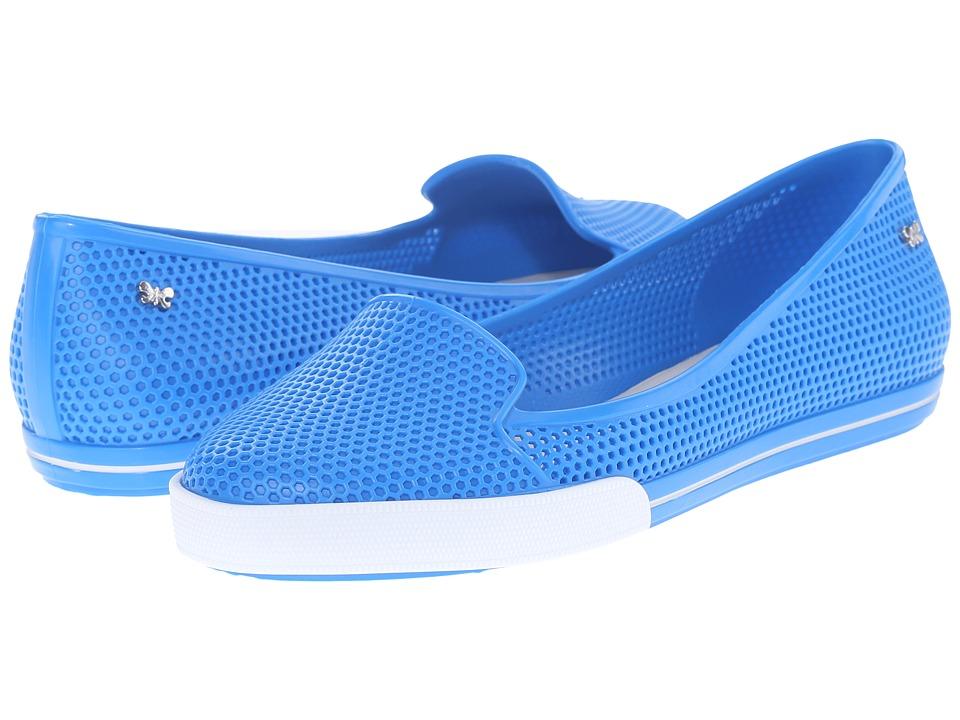 ZAXY - City (Blue) Women's Flat Shoes