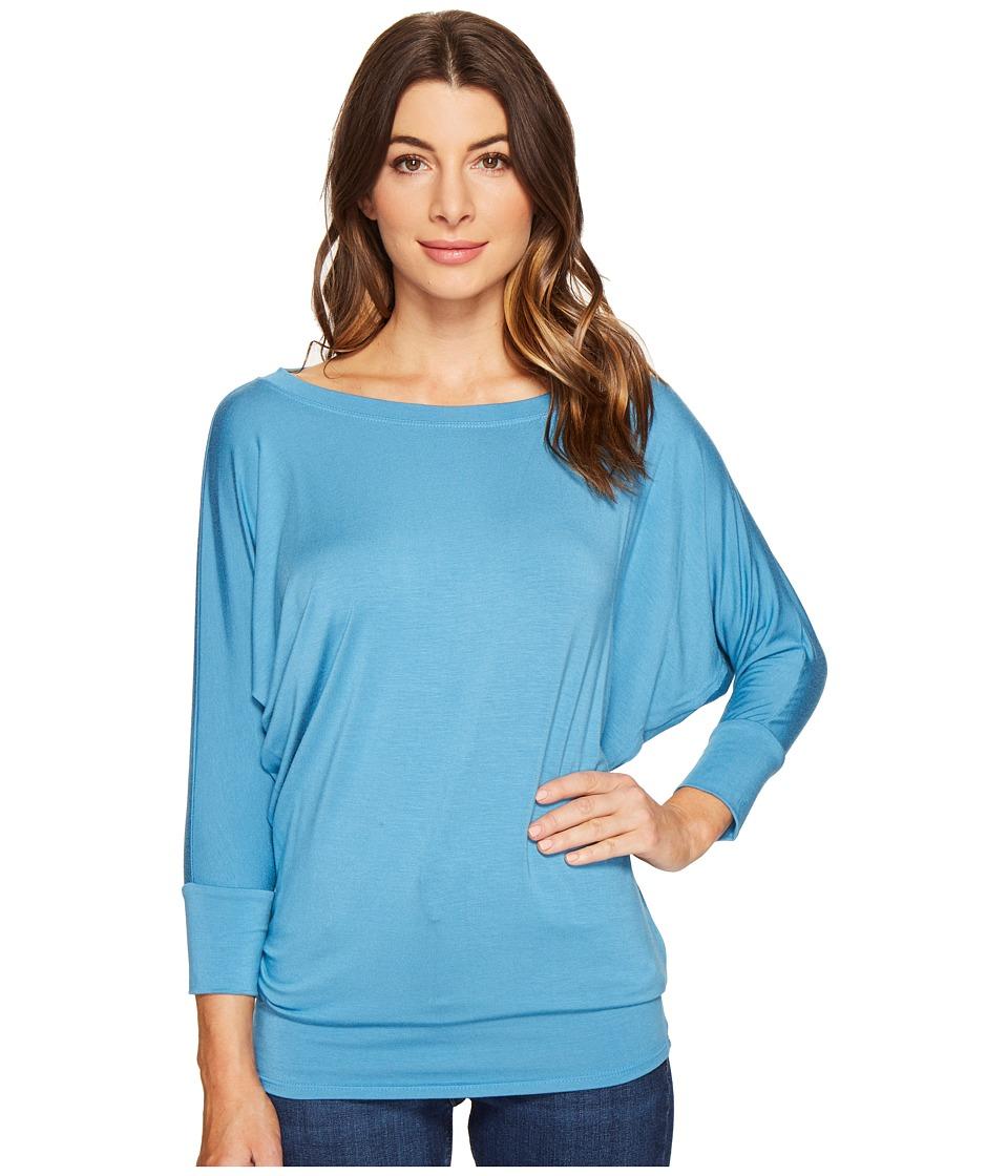 Culture Phit - Lara Modal Top (Niagra) Women's T Shirt