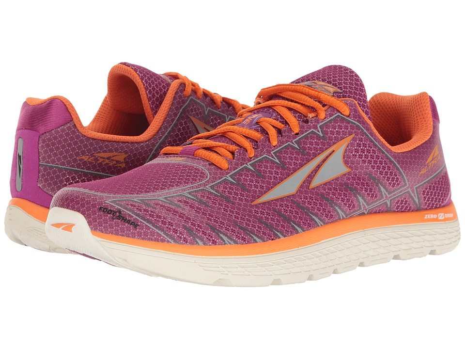 Altra Footwear One V3 (Purple/Orange) Women