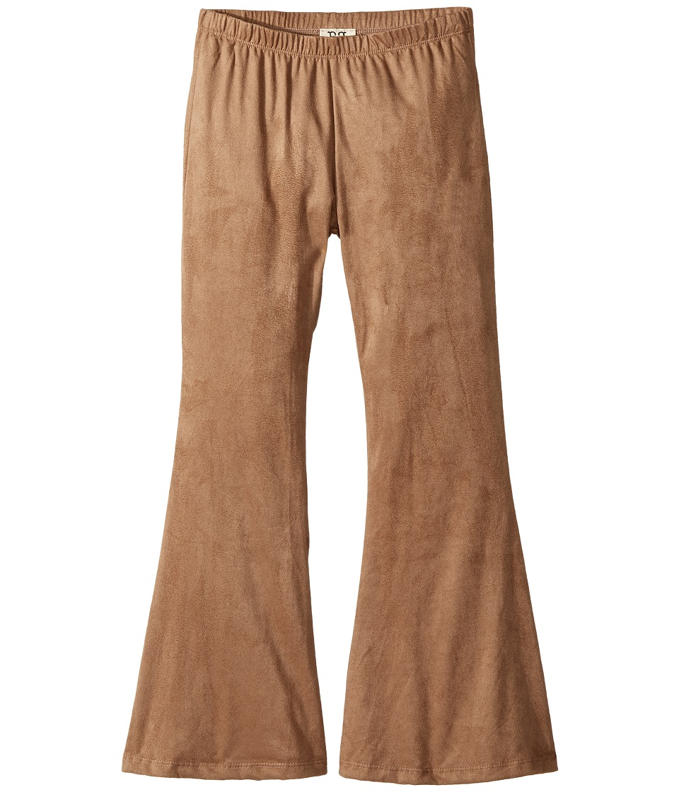 People's Project LA Kids Joshua Tree Bell Pants (Big Kids) (Camel) Girl's Casual Pants