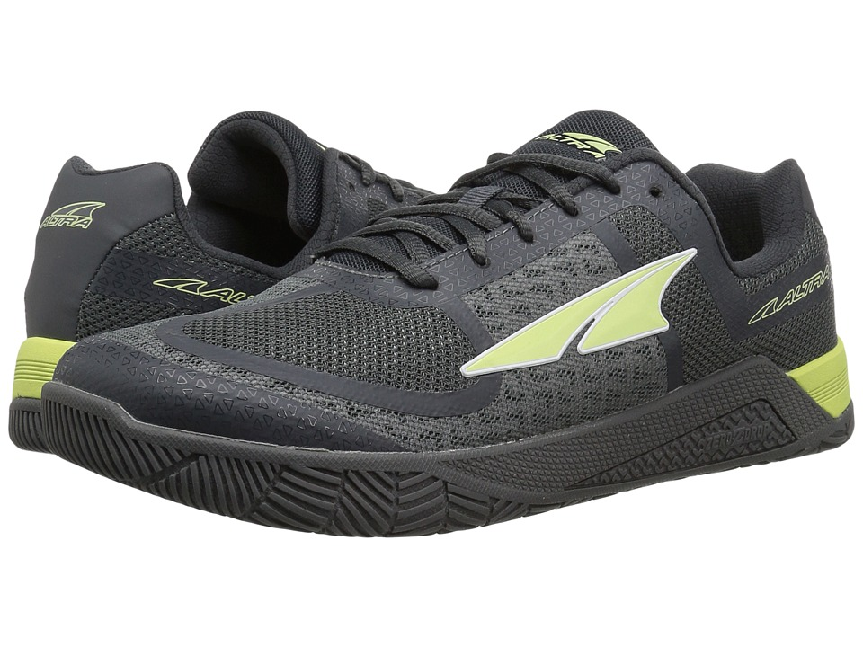 Altra Footwear Hiit XT (Gray/Lime) Women