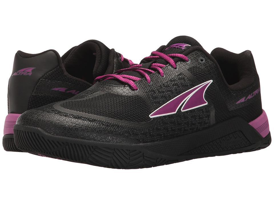 Altra Footwear Hiit XT (Black/Purple) Women