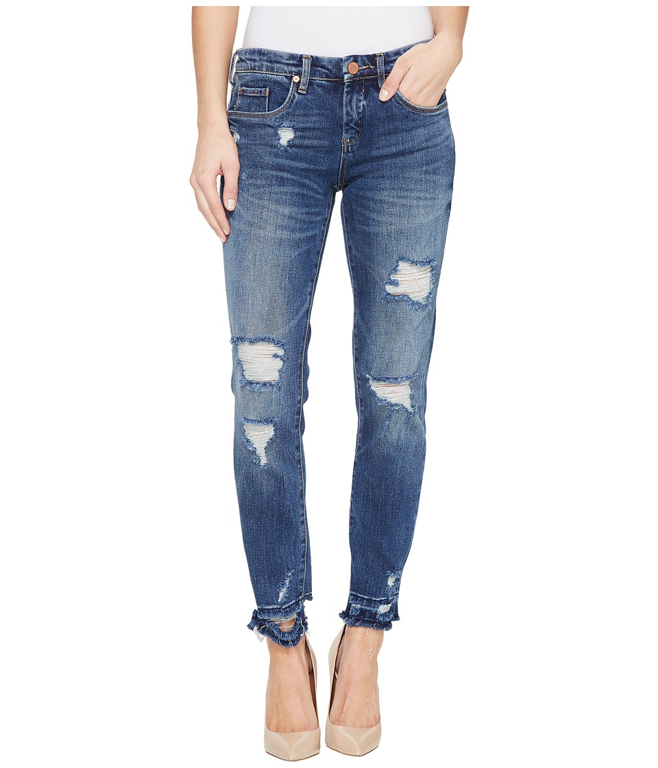 Blank NYC Denim Distressed Skinny in Dress Down Party (Dress Down Party) Women