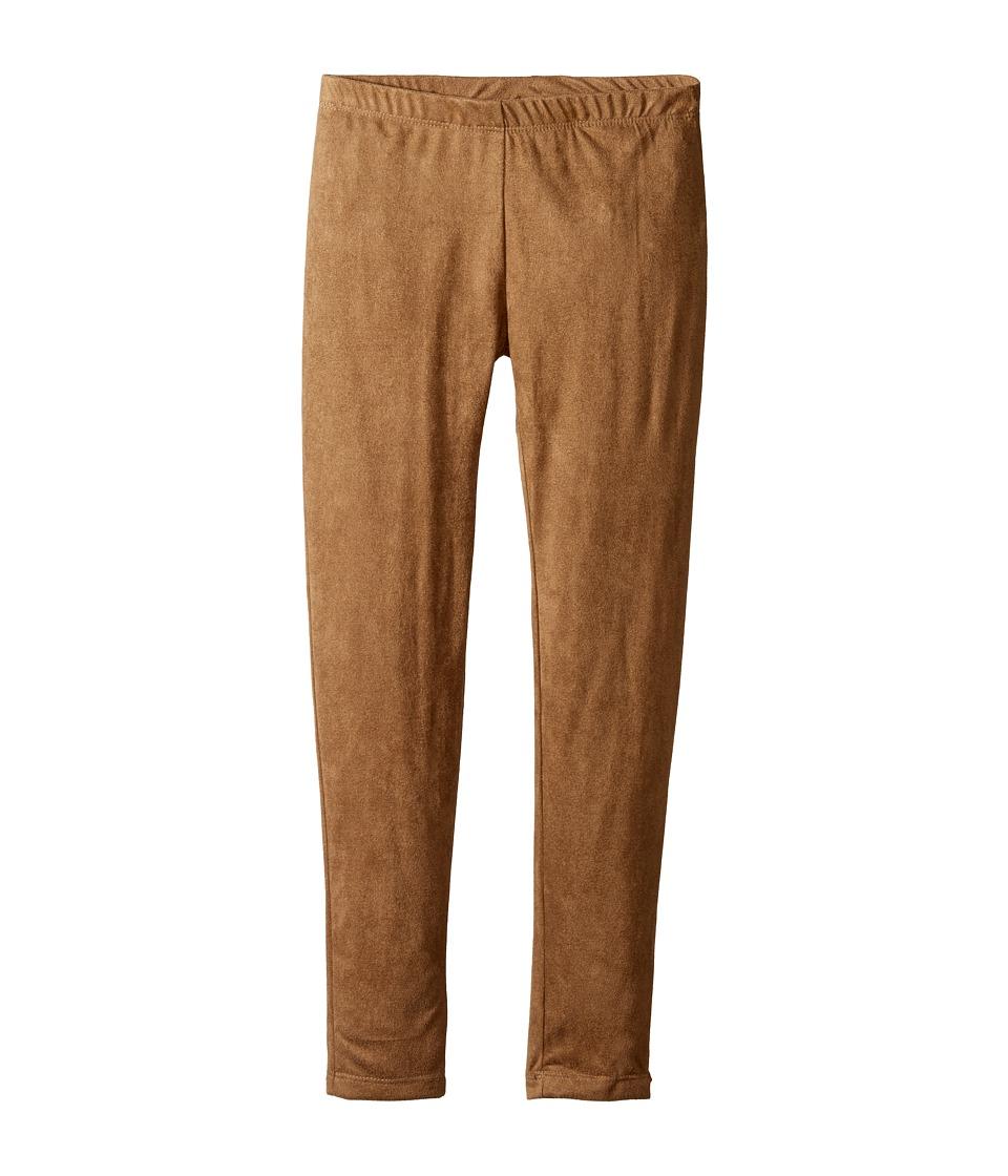 People's Project LA Kids Vestal Leggings (Big Kids) (Camel) Girl's Casual Pants