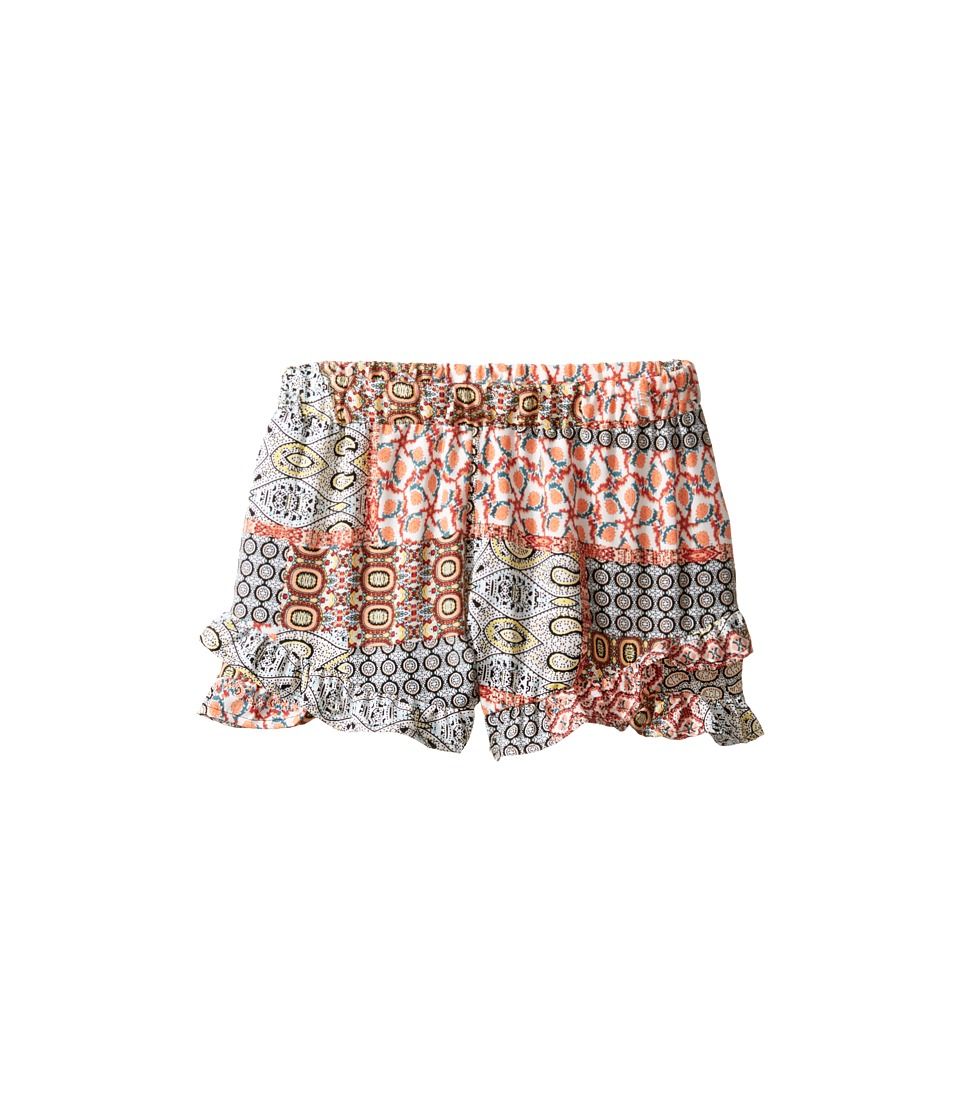 People's Project LA Kids - Sally Shorts (Big Kids) (Coral) Girl's Shorts