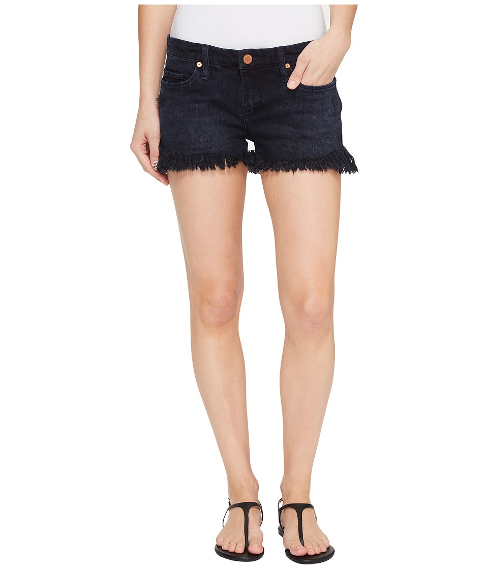 Blank NYC - Denim Cut Off Shorts in Dark Matter (Dark Matter) Women's Shorts