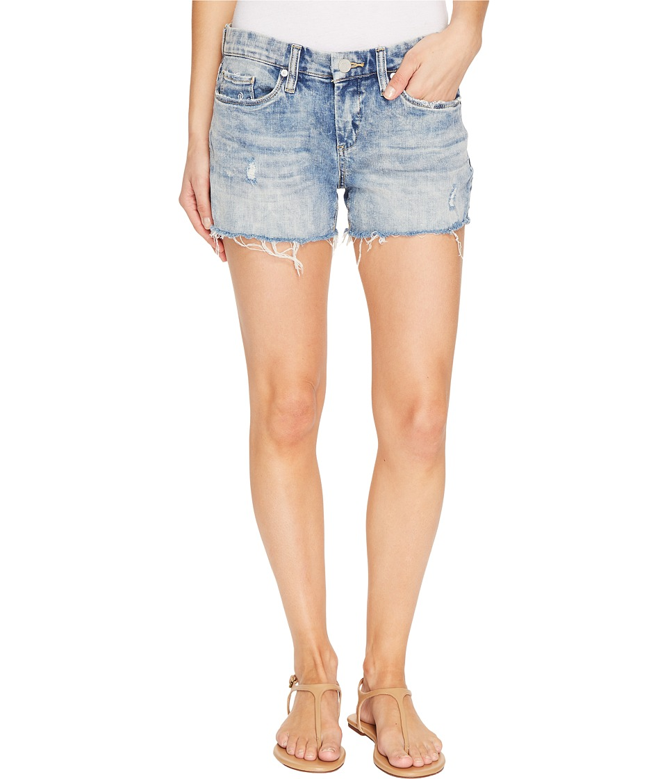 Blank NYC - Acid Wash Shorts in Back Burner (Back Burner) Women's Shorts