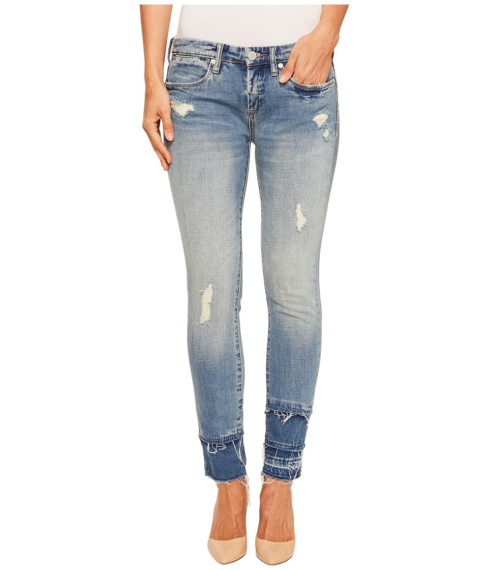 Blank NYC Crop Skinny with Novelty Fray Hem in One Take Wonder (One Take Wonder) Women