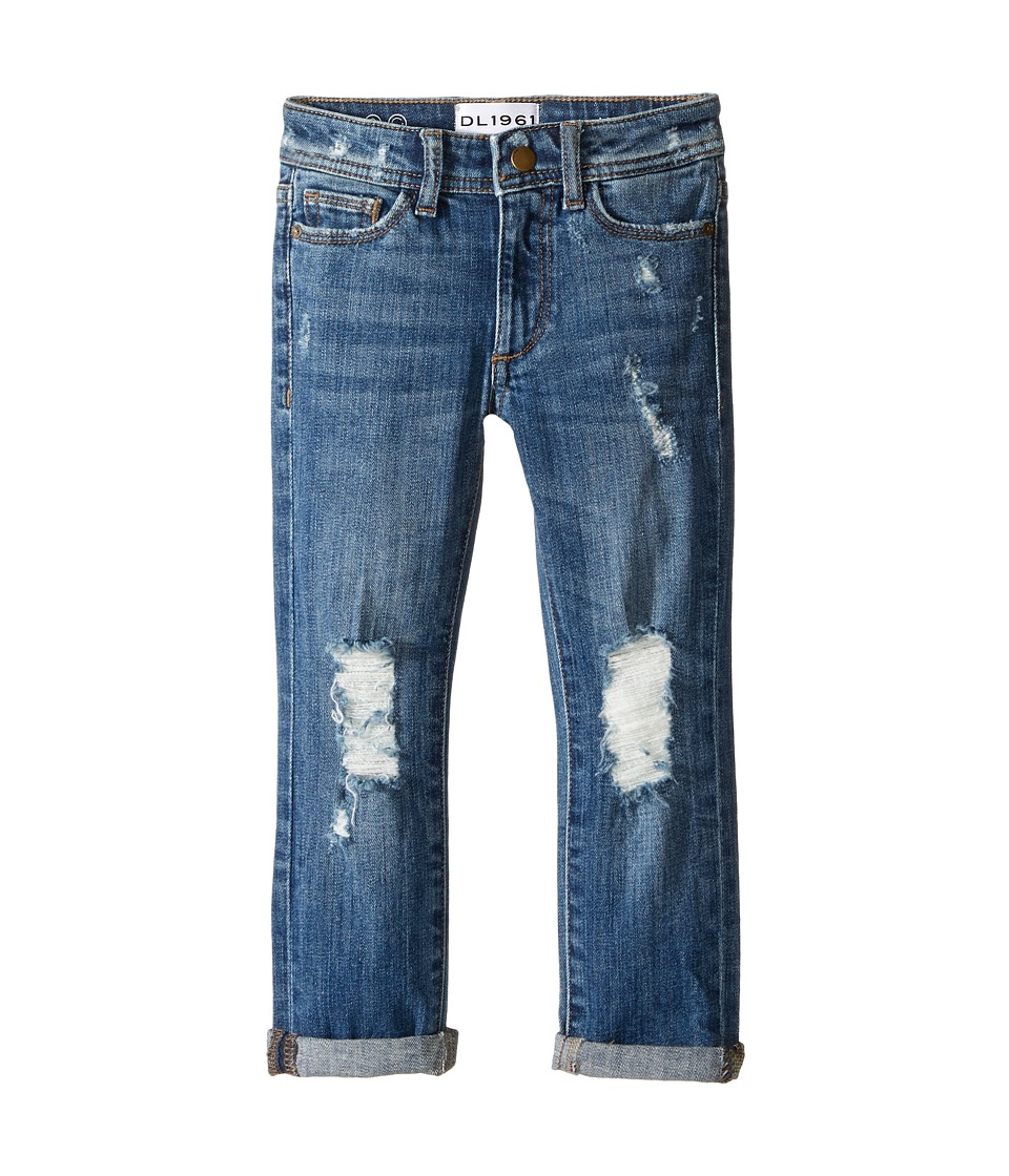 DL1961 Kids - Harper Boyfriend Jeans in Collision (Toddler/Little Kids) (Collision) Girl's Jeans