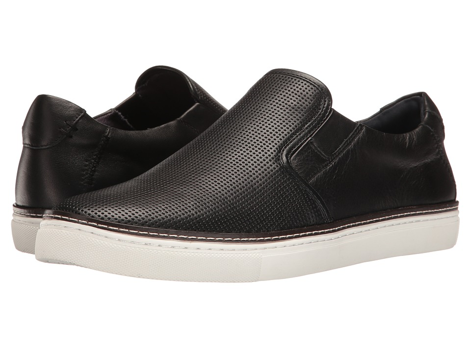 Dr. Scholl's - Overture - Original Collection (Black Nubuck) Men's Shoes