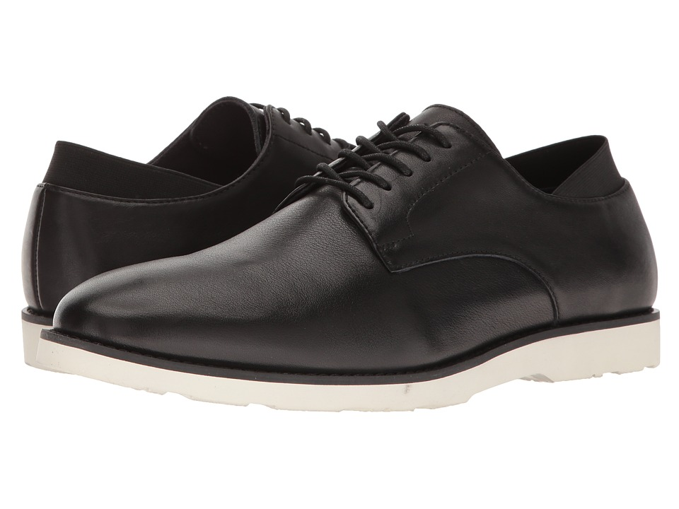 Dr. Scholl's - Rush - Original Collection (Black Leather) Men's Shoes