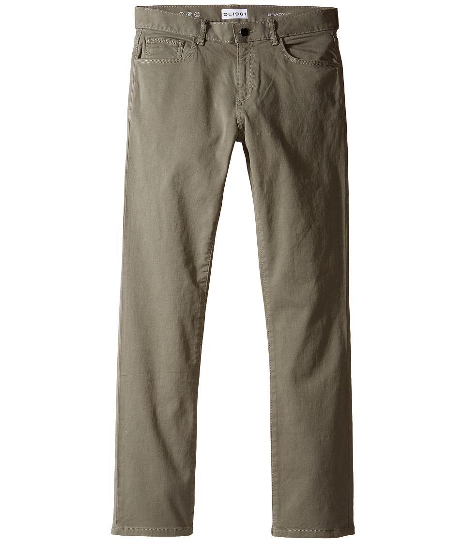 DL1961 Kids - Brady Slim Jeans in Palm (Big Kids) (Palm) Boy's Jeans