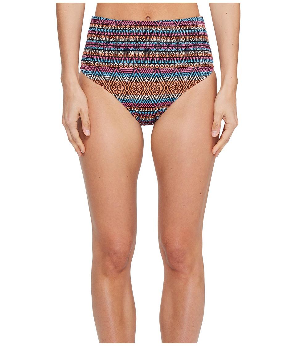 Volcom - Seas The Day Retro Bottom (Firecracker) Women's Swimwear
