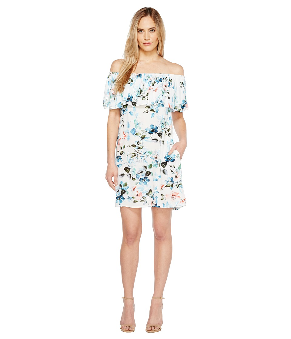 Sanctuary - Stella Dress (Havana Floral) Women's Dress
