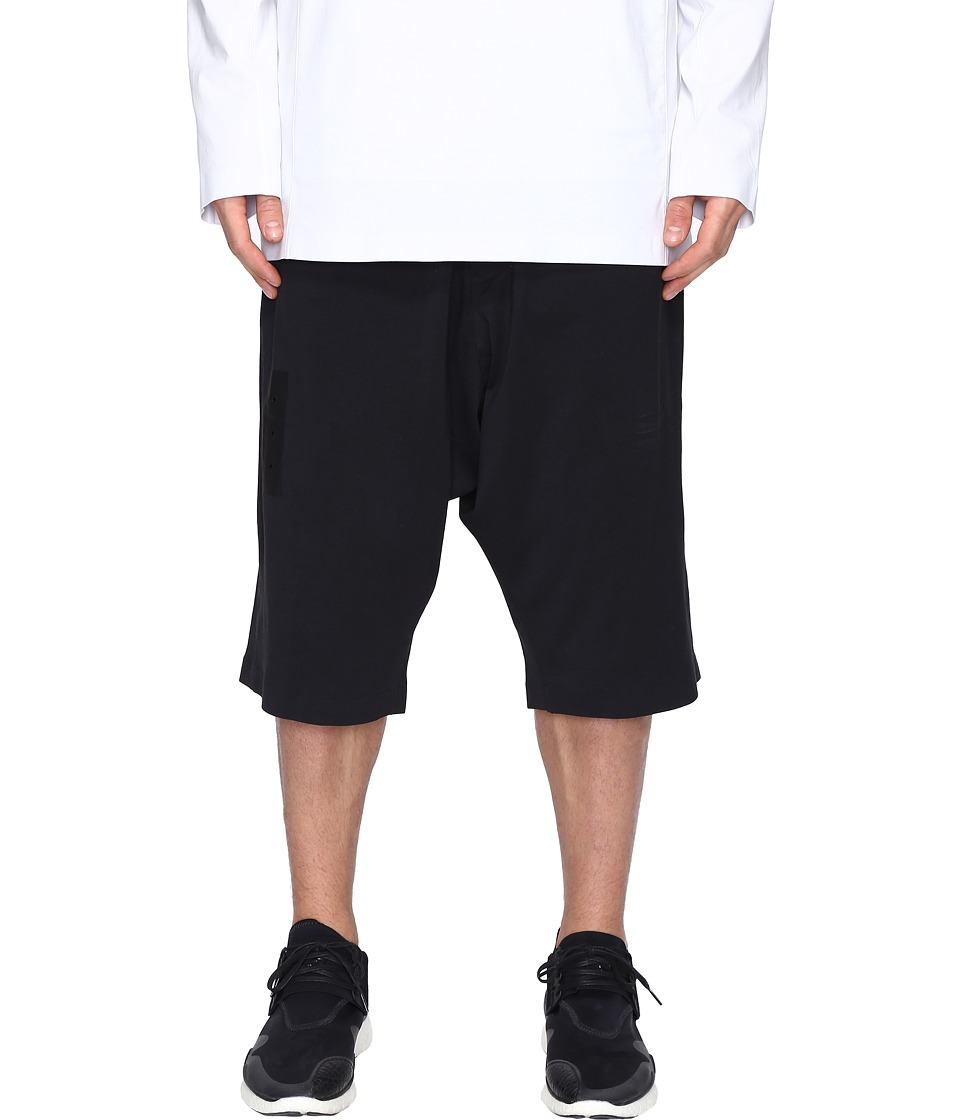 adidas Y-3 by Yohji Yamamoto - M Skylight Shorts (Black) Men's Shorts