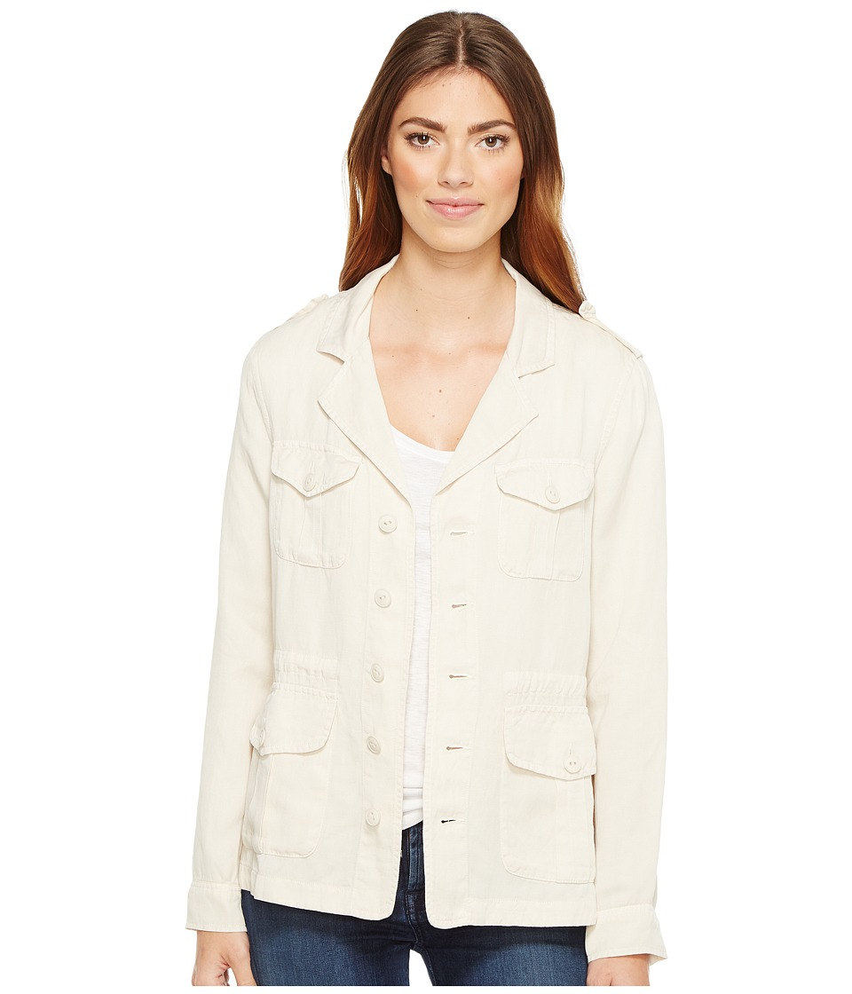 Sanctuary - Out of Africa Surplus Jacket (Light Dune) Women's Coat