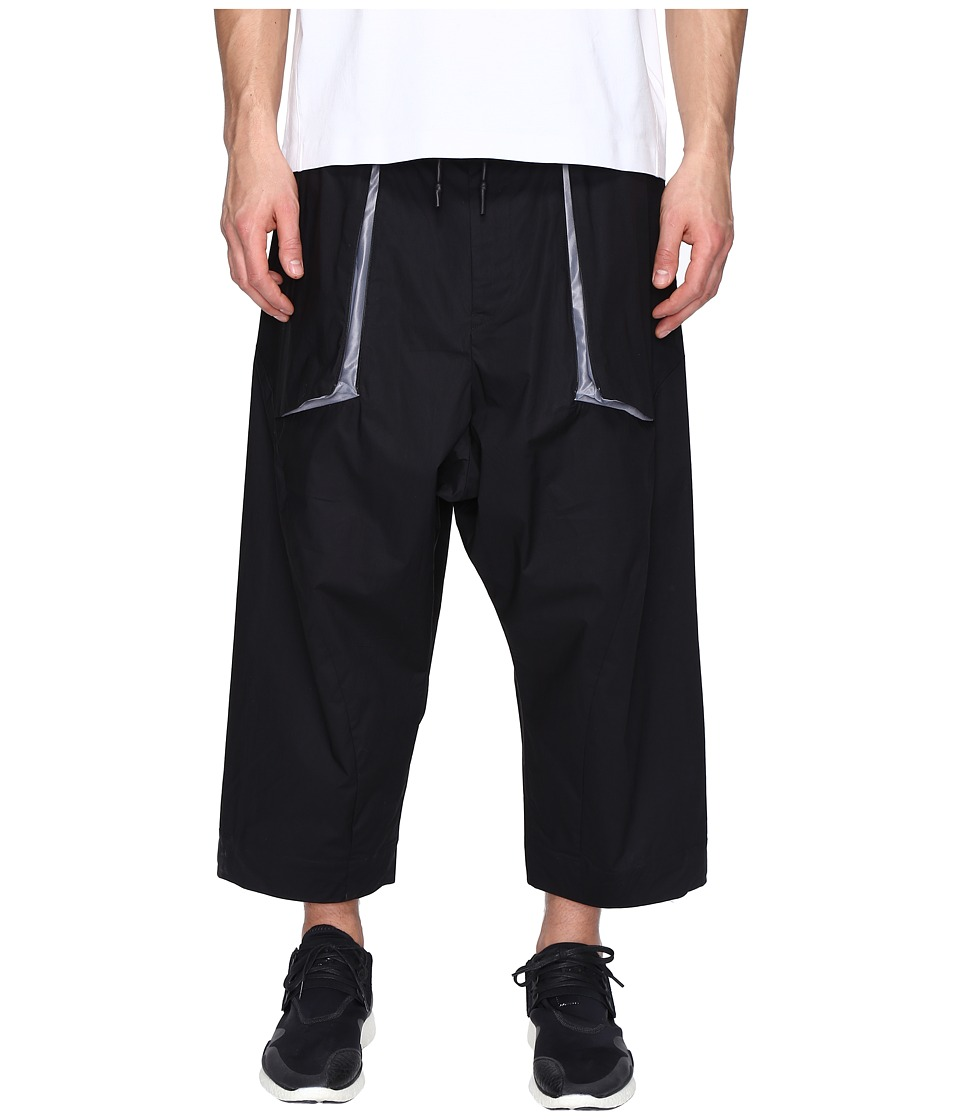 adidas Y-3 by Yohji Yamamoto - M Mil Spacer Pants (Black) Men's Casual Pants