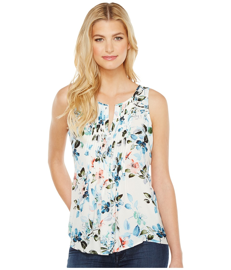 Sanctuary - Palma Shell Top (Havana Floral) Women's Clothing